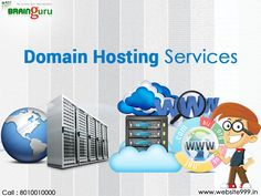 #DomainHostingServices enables clients to host website to serve customers in better way. The hosting service needs to configure with IP and other configuration to send response quickly. See more @ http://website999.in/domain-registration-hosting-services-in-delhi-ncr.html #Website999 #DomainHosting
