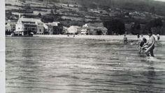 Playa de la Magdalena. Cedeira