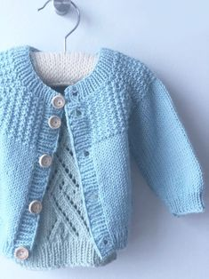 Knit baby vest wool baby tank knitted brown ves by. Baby Cardigan Knitting Pattern Free, Baby Boy Knitting Patterns, Knitted Baby Cardigan, Cardigan Pattern, Knitting For Kids, Baby Patterns, Baby Barn, Diy Bebe, Baby Vest