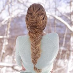 19 Fishtail Hairstyles for that hip look  Hairstyle Monkey Fishtail Hairstyles, Indian Hairstyles, Girl Hairstyles, Wedding Hairstyles, Hairdos, Locks, Messy Fishtail, Makeup Inspiration, Makeup Ideas