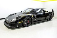 Wrecked Ferrari F40 Restored On Fast N' Loud Sells For $740k