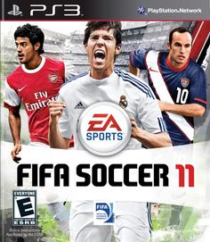 FIFA Soccer 11  Playstation 3 >>> Click image to review more details. Note:It is Affiliate Link to Amazon.