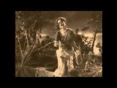 film baju bawra 1952..bachpan ki mohabbat ko dil se na juda kerna- - YouTube