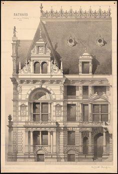 Titel   Rathaus | Flemming, H.  Rathaus | Flemming, H.