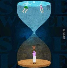 Don't waste water!