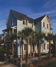 House of Turquoise: Turquoise Beach Homes