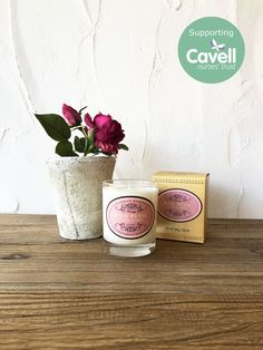 of the profits from every Artisan Abode gift boxes sold will be donated to Cavell Nurses' Trust supporting nurses at this difficult time. The boxes make a beautiful gift for a loved one. Luxury Candles, Gift Boxes, Rose Petals, Nurses, Candle Jars, Trust, Artisan, Floral, How To Make