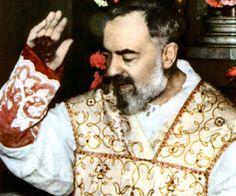 """El misterioso """"olor a santidad"""" que emanaba del Padre Pío » Foros de la Virgen María"""