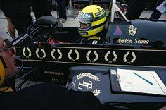 Senna - 1986 - Lotus 98T
