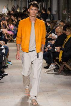 Défilé Hermès, printemps-été 2015 #mode #fashion #couture