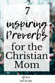 Needing some inspiration and encouragement as a christian mom? Read this post to be inspired as a christian mom! Motherhood 7 Inspiring Proverbs For The Christian Mom - Lifeloveandlittles Pregnancy Info, Christian Parenting, Pregnant Mom, First Time Moms, Christian Living, Christian Women, Christian Life, Baby Sleep, New Moms
