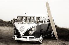 VW deluxe BUS.