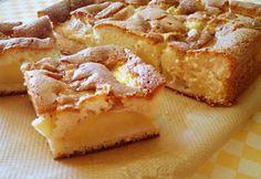 Olajos almás sütemény