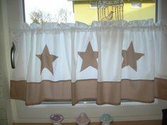 Kurzgardine kinderzimmer ~ Kinderzimmer scheibengardine patchwork style von marions