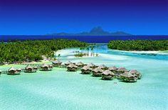 Le Taha'a. Isla privada. Paraíso terrenal.