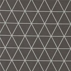 Bomuld gr& m natur trekanter Isosceles Triangle, Tile Floor, Printer, Wordpress, Texture, Bomull, Interior, Fabric, Cotton