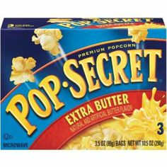 $1.00 Off Any Two (2) Pop Secret Products Printable Coupon Plus Walmart Deal!