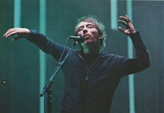 Radiohead, All Points West Music & Arts, New York 08.08.2008