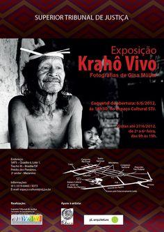 Exposição Fotográfica Krahô Vivo | Jornal O MIRACULOSO