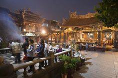 Taiwan Rundreisen - Jetzt Urlaub buchen!  Tai Pan Bergen, Taiwan, Strand, Fair Grounds, Recovery, Temples, National Forest, Mountains