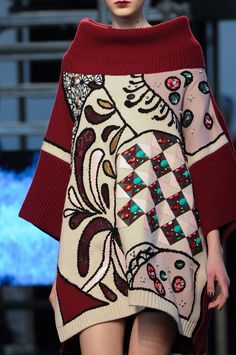 Antonio Marras at Milan Fashion Week Fall 2014 - StyleBistro