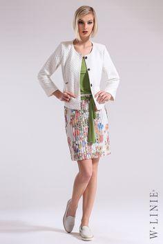 Krásný sladěný letní outfit, který se bude vyjímat na každé ženě! Jednotlivé modely si můžete prohlédnout zde: http://www.wlinie.cz/lookbook/jaro-leto-2017/706 #wlinie #fashion #summer #newarrivals #newcollection #móda #style #limitededition #czechmade #handmade #outfit