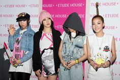 10 Dope Looks From 2NE1 Throughout the Years - Photo Gallery - Fuse