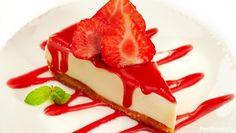 Cheesecake senza cottura in forno e senza colla di pesce