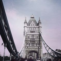 Tower bridge , London UK