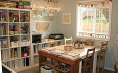 Home Learning, Learning Spaces, Homework Station, Homework Table, Homework Area, Kids Homework, Home Schooling, Room Inspiration, Sweet Home