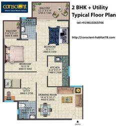 Conscient Habitat78 Sports Residences Faridabad, Conscient Infrastructure sector 78 Faridabad affordable housing project flats property apartment