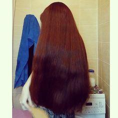 Мои волосики #longhair Чумакова Любовь