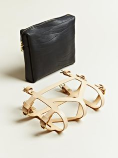 Fleet Ilya women's Harness Bag from S/S 12 collection in multicolour.
