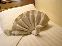 15 Examples Of Towel Origami