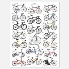 vélo de tout temps