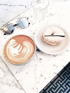 Every Cool Parisian Girl Goes Here for Coffee via @WhoWhatWear