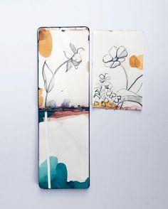 Flower study • #art #artwork #artoftheday #artofvisuals #tatesketchbook #drawing…