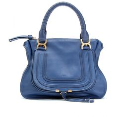 Chloé Marcie Medium Leather Bag found on Polyvore