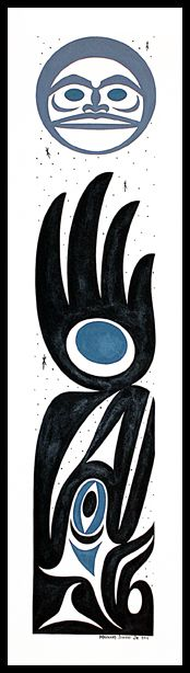 Raven and Moon - Maynard Johnny Jr.