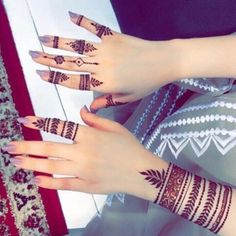 New fingers Henna designs - Henna mehndi Henna Tattoo Designs Simple, Finger Henna Designs, Mehndi Designs For Beginners, Modern Mehndi Designs, Mehndi Designs For Girls, Mehndi Design Pictures, Mehndi Designs For Fingers, Henna Designs Easy, Latest Mehndi Designs