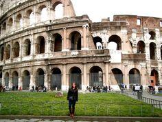 Rome, Italy.  Photo Cred: Kacy Cox, Communication Studies.