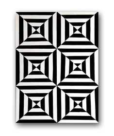 Shop Original Geometric Design by Dominic Joyce Canvas Print created by DominicJoyceArt. Illusion Kunst, Illusion Drawings, Illusion Art, Optical Illusion Quilts, Art Optical, Optical Illusions, Optical Illusion Tattoo, Framed Canvas Prints, Stretched Canvas Prints