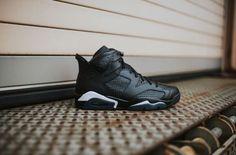 Release Reminder: Air Jordan 6 Black Cat