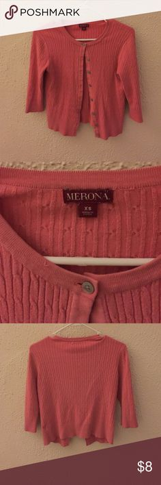 Merona (from Target) Cardigan Perfect Cardigan for layering your favorite pieces!!! Merona Sweaters Cardigans