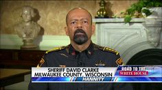 Sheriff Clarke: Trump Like Ali Playing 'Rope-A-Dope' With 'Scared' Media