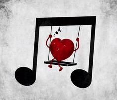 Music. The heart of the soul.