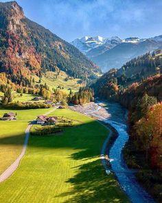 Cantón of Bern, Switzerland