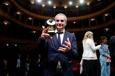 Olivier Assayas (A Tribute to... Award ZFF 2016) Award Winner, Awards, Fictional Characters, Fantasy Characters
