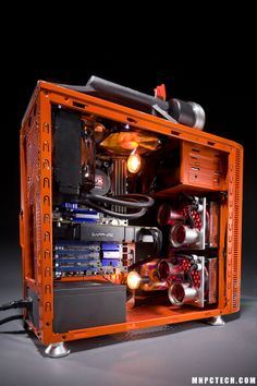 MNPC TECH built this beautiful machine.
