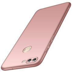 Amazon.com: Anccer Huawei P Smart Case, Huawei Enjoy 7S Case [Colorful Series] [Ultra-Thin Fit] Premium Material Slim Cover for Huawei P Smart (Rose Gold): Gateway